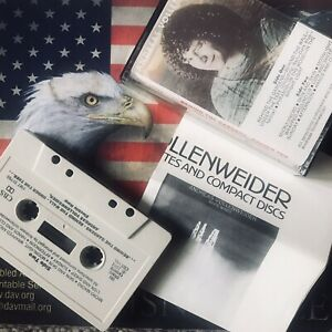 Andreas Vollenweider-Behind the Gardens-Behind the Wall-Under the Tree CASSETTE