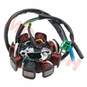 GY6-50cc-125cc-150cc-8-Pole-Stator-5-Wires-Magneto-For-Scooter-Motorcycle-Moped