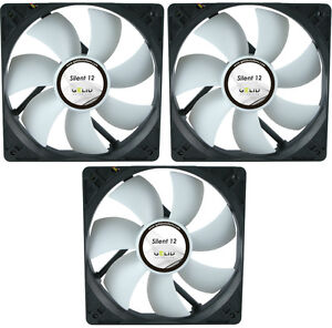 Gelid Solutions Silent 9 92mm Case Fan FN-SX09-15