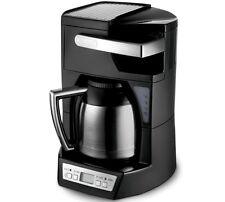 Delonghi ICM 40 T Edelstahl Kaffeeautomat 1,5L Thermoskanne Timer LCD Uhr 900W