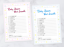 Word Scramble Game ♡ 12 ☆ Baby Shower 24 Cards ☆ Pink Or Blue ☆