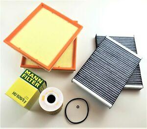 Filtro-de-aceite-2-x-filtro-aire-2-x-interior-espacio-filtro-clase-s-w221-s-420-450-CDI-320ps