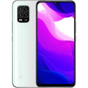 """Xiaomi mié 10 Lite 5g 128gb Dream white nuevo Dual SIM 6,57"""" smartphone celular OVP"""