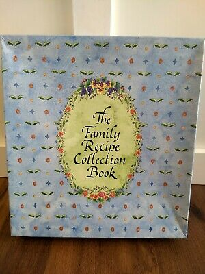 Family Recipe Collection Book New in Box Nittany Quill 3 ...