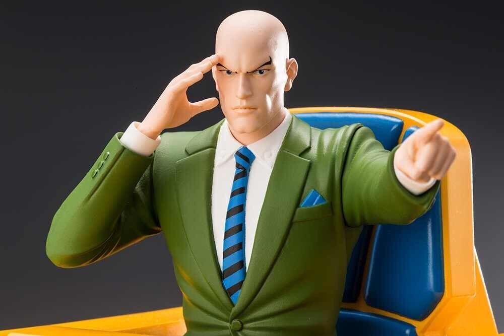 Marvel  X-Men Profesor X ARTFX + estatua por KOTOBUKIYA