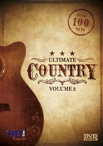 ULTIMATE-COUNTRY-VOL-2-SBI-KARAOKE-DVD-110-HIT-SONGS