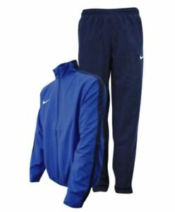 small mens nike tracksuit