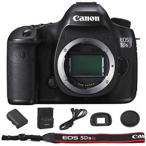 Canon-EOS-5DSR-5DS-R-5D-SR-Digital-SLR-DSLR-Camera-Body-Brand-New