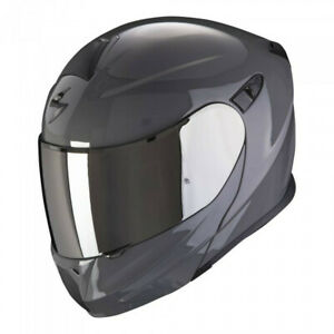 SCORPION-Casque-EXO-920-SOLID-MODULABLE-MOTO-SCOOTER