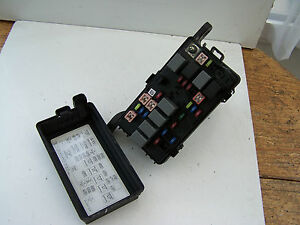 image is loading chevrolet-matiz-2005-2009-fuse-box-with-relays