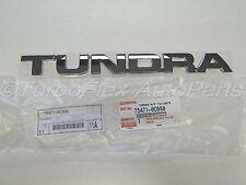 Toyota Tundra 2007-2013 Tailgate Emblem Genuine OEM   75471-0C050