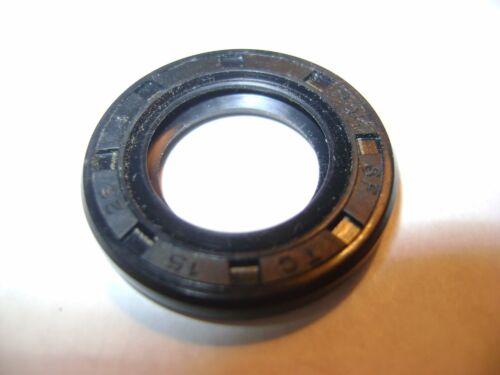NEW TC 15X26X4 DOUBLE LIPS METRIC OIL DUST SEAL 15mm X 26mm X 4mm