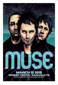 MUSE-Nashville-2010-Concert-Poster-Art-Daymon-Greulich
