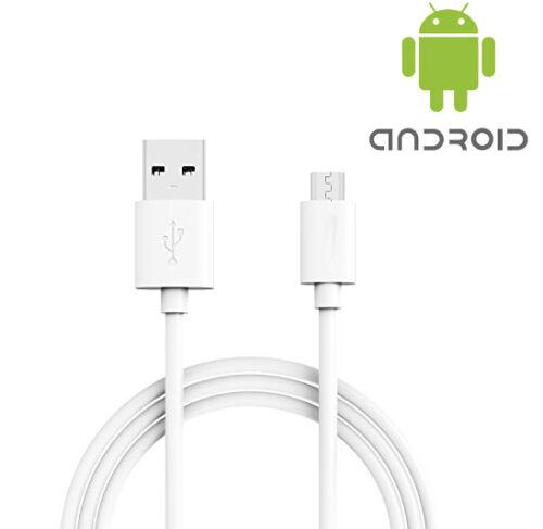 CAVO TRASFERIMENTO DATI E RICARICA MICRO USB PER SMARTPHONE ANDROID UNIVERSALE