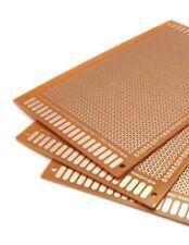 15X9cm PCB Brown Matrix Universal Bakelite Circuit Board Prototype 2.54 pitch