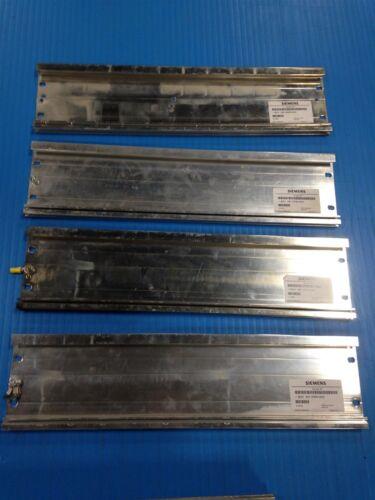 LOT OF 4 SIEMENS 6ES7 390-1AE80-0AA0 MOUNTING RACK USED D4
