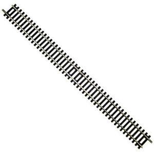 Hornby-R601-Doble-Pista-Recta-Pieza-Estandar-Individual-Galga-de-Oo-1-76-Escala