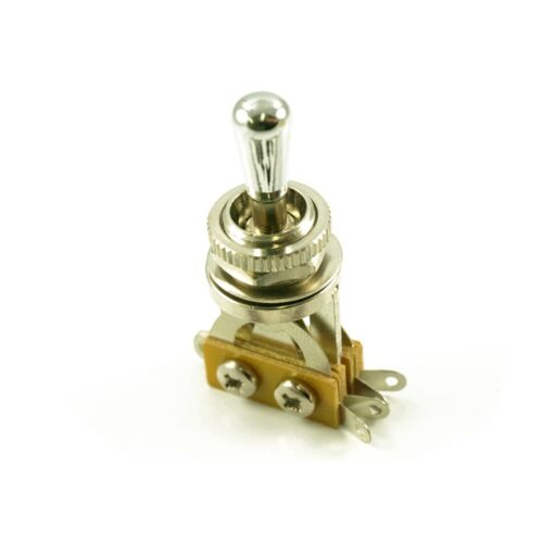WD Music Toggle Switch for Les Paul with metal tip