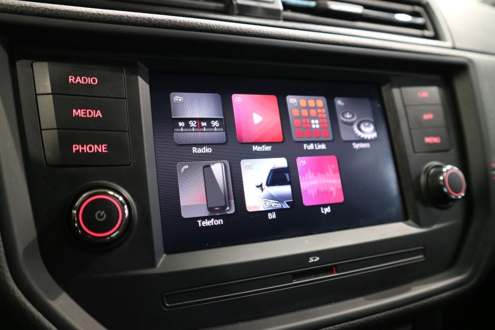 Seat Ibiza 1,0 TSi 115 FR - billede 8
