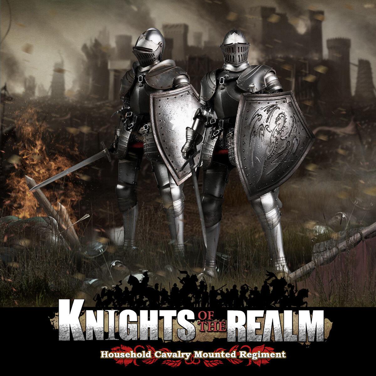 COOMODEL SE038 Aleación Imperio Series-los Caballeros del reino 1 6 Figura de Acción Juguetes