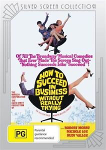 How-To-Succeed-In-Business-Without-Really-Trying-DVD-Region-4