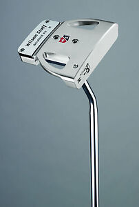 Kirk-Currie-KC-4-Milled-Aluminum-Precision-Putter-made-for-Wilson-New-35-034-MRH