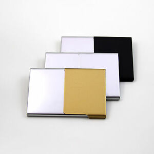 Mirror-Finish-Stainless-Steel-Business-Name-Credit-ID-Card-Holder-Case