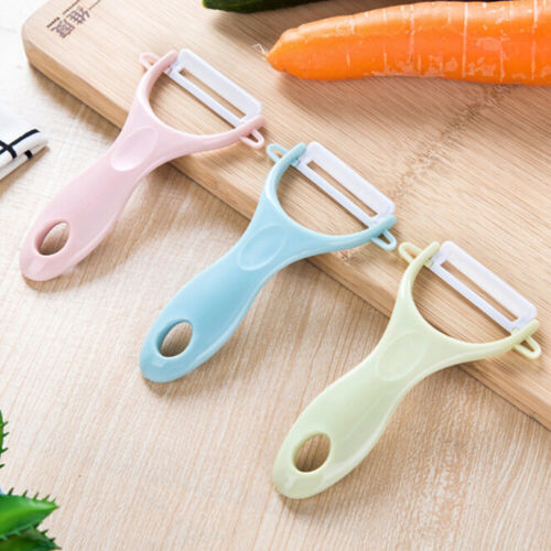 Ceramic Household Kitchen Gadgets Planer Cucumber Slicer Potato Peeler Zesters