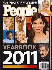 Sandra Bullock, Carrie Underwood - People Yearbook 2011 [2010 Year In Review]