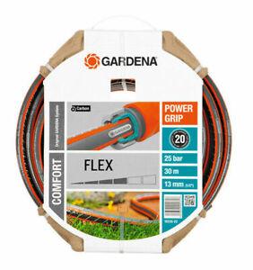 "1//2/"" 18036-20 30m o.A Gardena Comfort FLEX Schlauch 9x9"