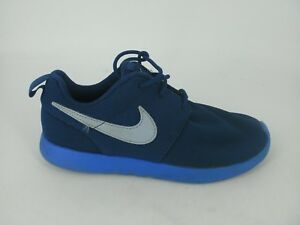 c5a03dabb1d9 Nike Blue Roshe One Trainers 749427-419 UK 2 EU 34 JS181 HH 17