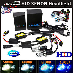 Details about AC 55W HID KIT CANBUS NO ERROR HI/L BI-XENON FOR H4 H7 H1 H3  H8/H9/H11 9005 9006