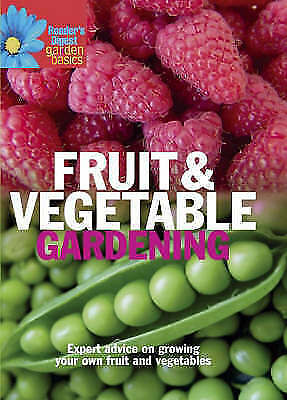 1 of 1 - Fruit and Vegetable Gardening (Reader's Digest), Reader's Digest, Very Good Book