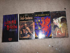 World of Darkness 4 Misc Novels Demon Changeling Wraith