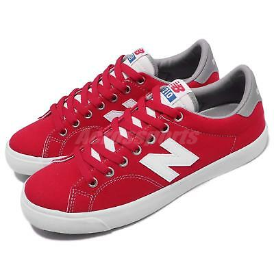 new balance am210crd d red white grey blue men casual