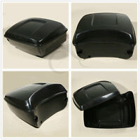 13 King Tour Pak Pack Trunk For Harley Touring Road King Street Glide 2014-2017