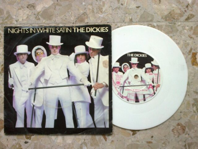 DICKIES - NIGHTS IN WHITE SATIN - 7