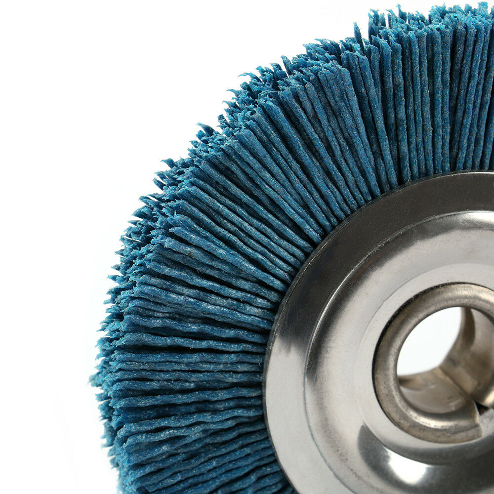Prime 4 100Mm Nylon Abrasive Wire Brush Polishing Wheel For Bench Squirreltailoven Fun Painted Chair Ideas Images Squirreltailovenorg