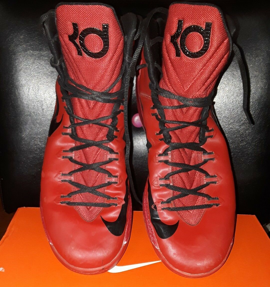 NIKEid ZOOM KD V KEVIN SPECIAL DURANT RED/BLACK MEN sz16 SPECIAL KEVIN TRIBUTE LIMITED EDITION 032f1b