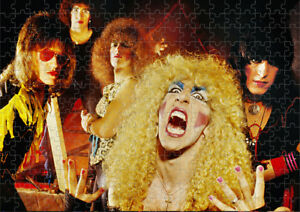 Twisted Sister Christmas.Details About Twisted Sister Jigsaw Puzzle Gift Christmas Birthday Mum Dad Rock Music