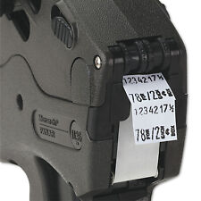 Monarch Pricemarker Model 1136 2 Line 8 Charactersline 58 X 78 Label Size