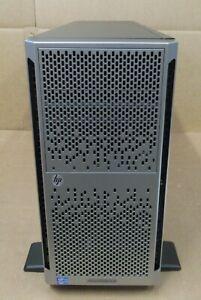 HP ProLiant ML350p G8 6C E5-2620v2 2.1GHz 32GB Ram 1.2TB HDD Tower Server