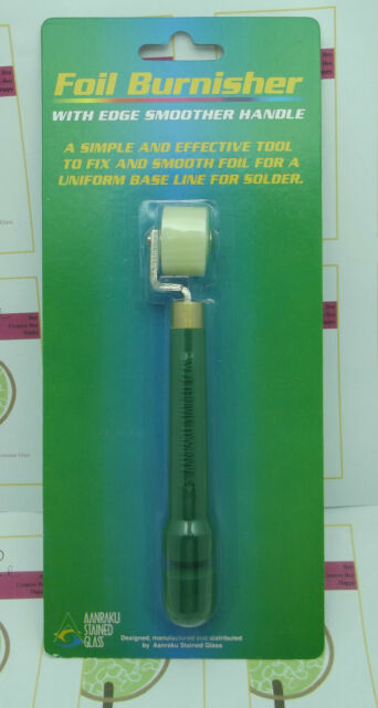 Plastic Fids Burnisher Foiler for Stained Glass 2 Pieces Pack