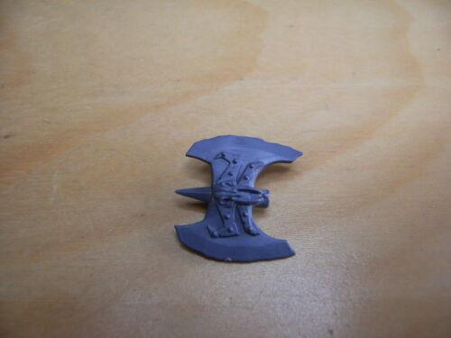 BITZ Zweihandaxt Klinge der Orks /& Goblins