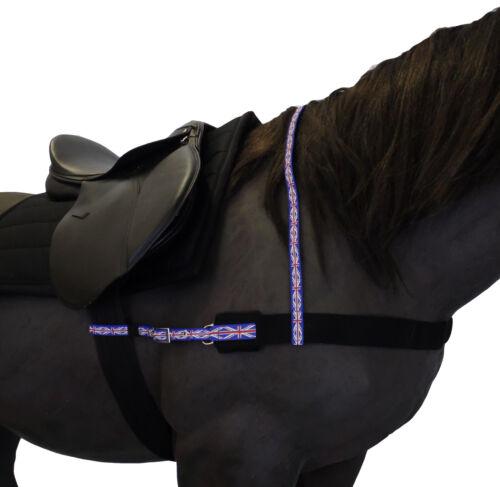 Officiel libbys élastique racing sein de circonférence poney s//n full