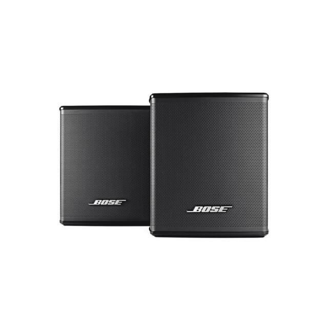 Bose Virtually Invisible 300 Wireless Surround Speakers, Black #768973-1110