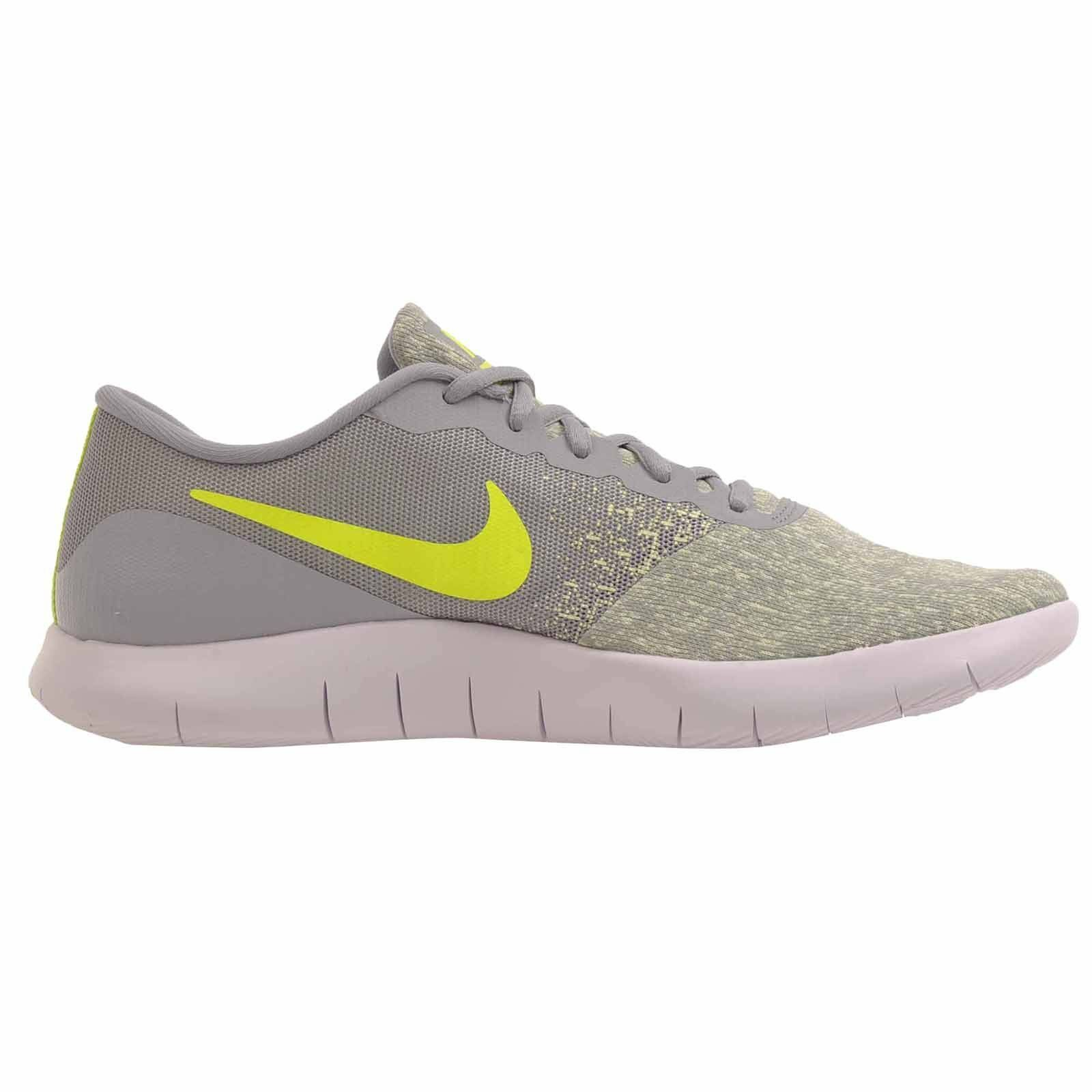 fa2adcd88312 ... NIKE Women s Flex Contact Running Running Running Shoe Wolf Grey Volt-barely  Volt 8 ...
