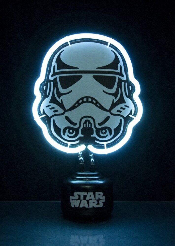 Star Wars - Neon Lampe - Stormtrooper - Logo Logo Logo | Zart  e0538f