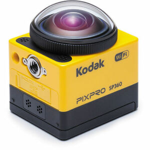 Kodak-Action-Camera-PixPro-SP360-Extreme-Pack-WiFi-Full-HD-Wide-iOS-amp-Android