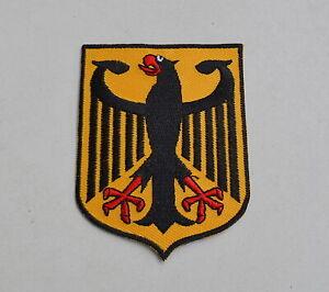 Bundeswappen-Aufnaeher-BRD-Aufbuegler-Bundesrepublik-Deutschland-Wappentier-Adler